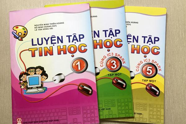 Tin học cho học sinh tiểu học ở Gò vấp Quận 12 TPHCM