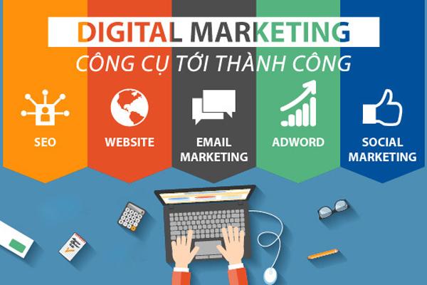 Dạy digital marketing ở Gò Vấp TPHCM uy tín