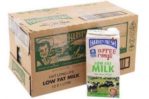Sữa Harvey Fresh