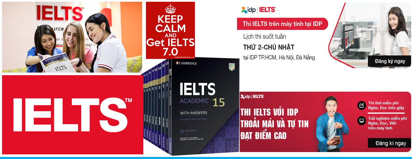 Lộ trình học IELTS